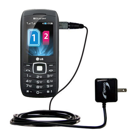 Wall Charger compatible with the LG GX300