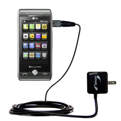 Wall Charger compatible with the LG GX500