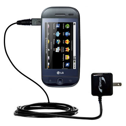 Wall Charger compatible with the LG InTouch Max