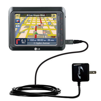 Wall Charger compatible with the LG LN740