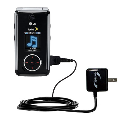 Wall Charger compatible with the LG LX570 / LX-570