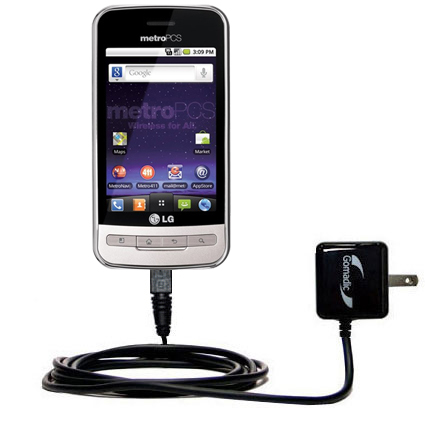 Wall Charger compatible with the LG MS690