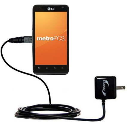 Wall Charger compatible with the LG MS910