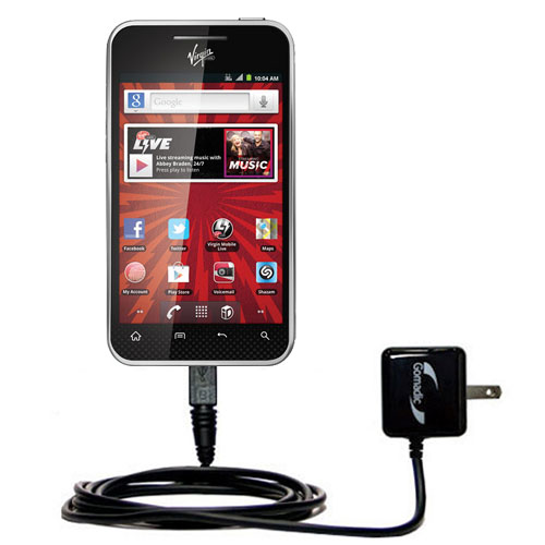 Wall Charger compatible with the LG Optimus Elite
