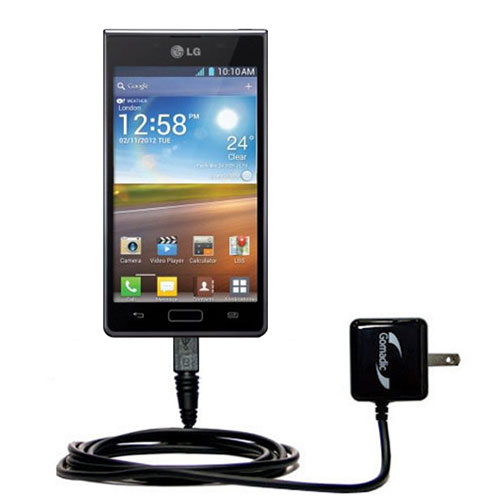 Wall Charger compatible with the LG Optimus L5