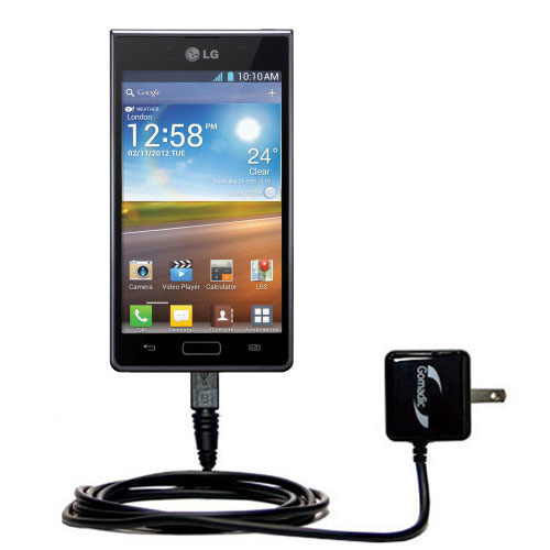 Wall Charger compatible with the LG Optimus L7