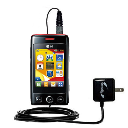 Wall Charger compatible with the LG Papaya