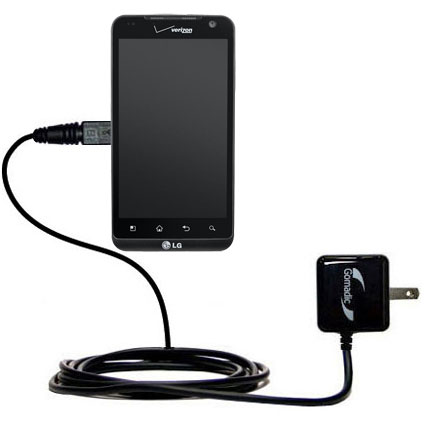 Wall Charger compatible with the LG Revolution