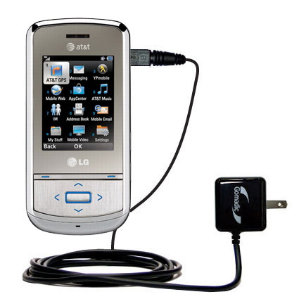 Wall Charger compatible with the LG Shine II GD710