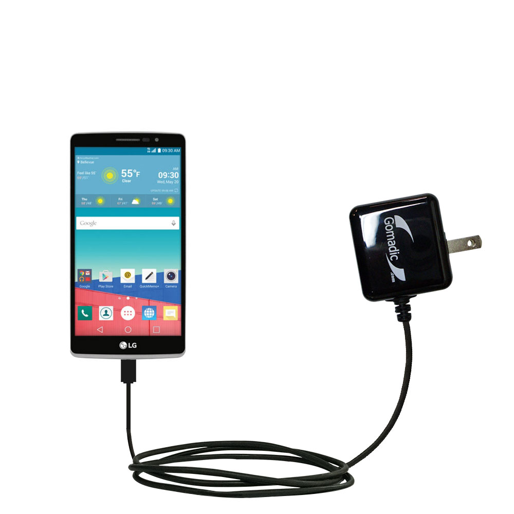Wall Charger compatible with the LG Stylo 3