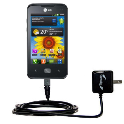 Wall Charger compatible with the LG Univa