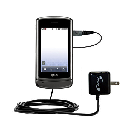 Wall Charger compatible with the LG UX830 UX840