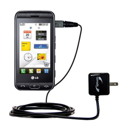 Wall Charger compatible with the LG Viewty Smile
