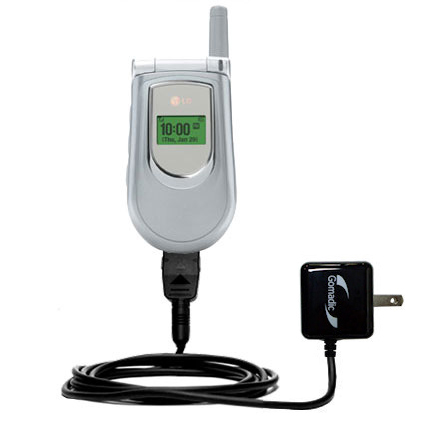 Wall Charger compatible with the LG VX4500