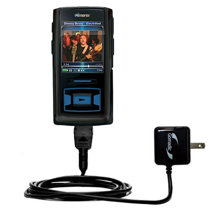 Wall Charger compatible with the Memorex MMP8620 MMP8640