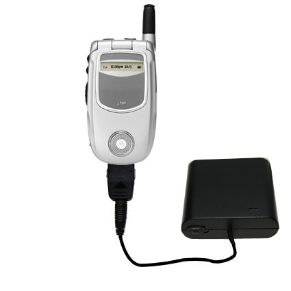 AA Battery Pack Charger compatible with the Motorola i730