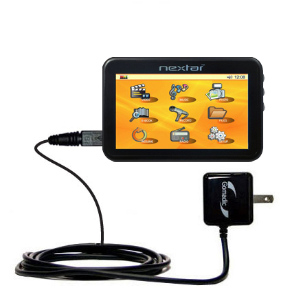 Wall Charger compatible with the Nextar K40
