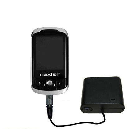 AA Battery Pack Charger compatible with the Nextar MA852