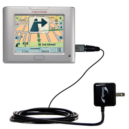 Wall Charger compatible with the Nextar S3