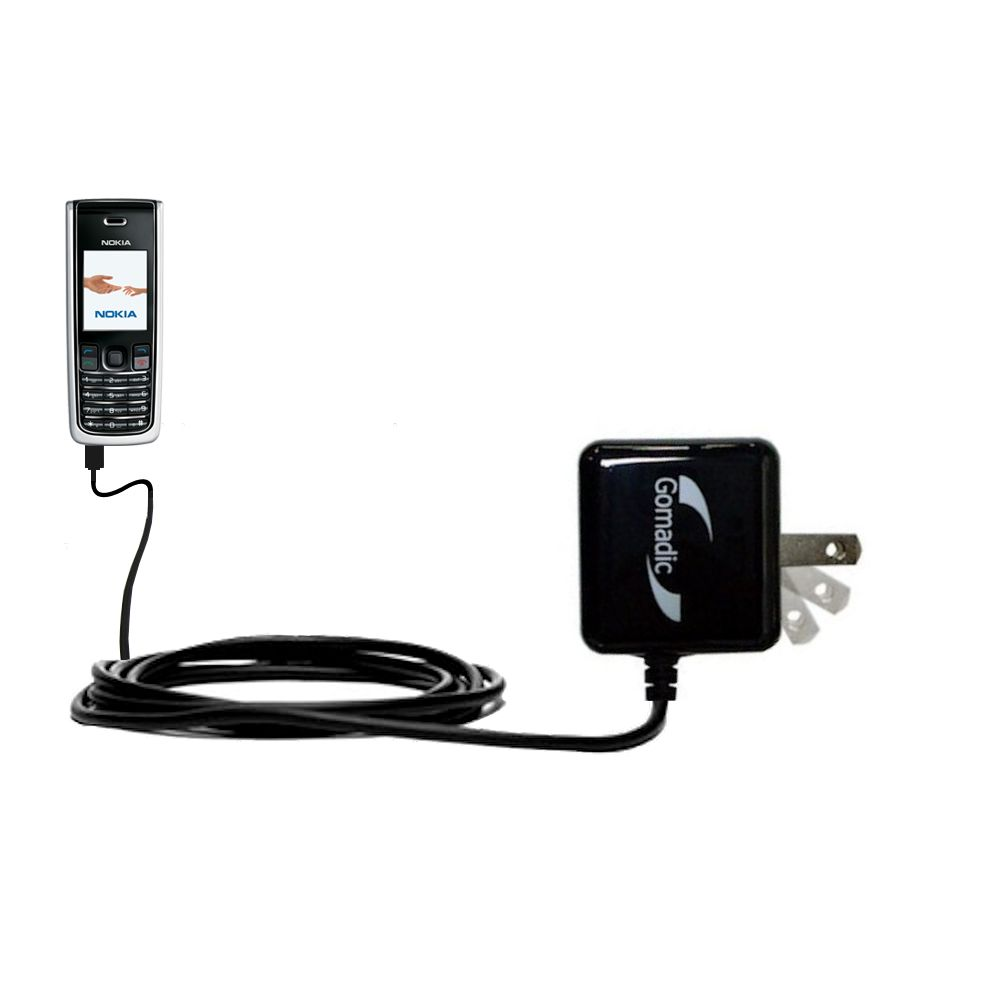Wall Charger compatible with the Nokia 2865i 3155i