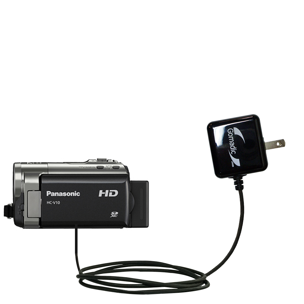 Wall Charger compatible with the Panasonic HC-V10