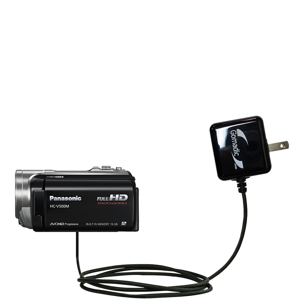 Wall Charger compatible with the Panasonic HC-V500