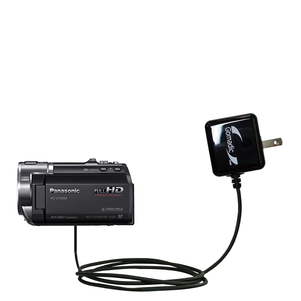 Wall Charger compatible with the Panasonic HC-V700