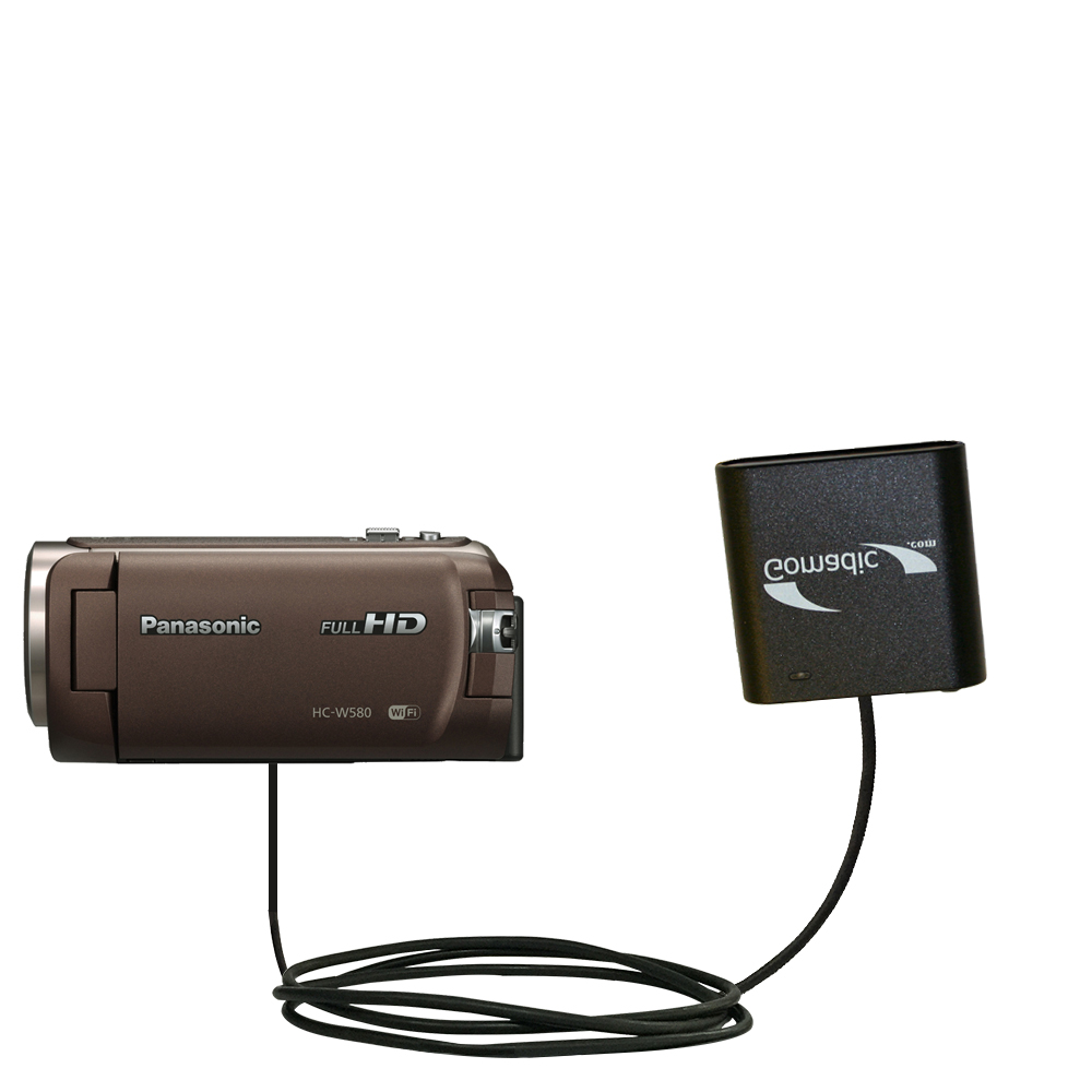 AA Battery Pack Charger compatible with the Panasonic HC-W580