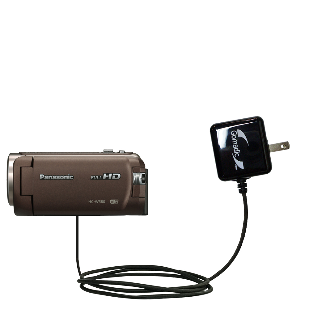 Wall Charger compatible with the Panasonic HC-W580