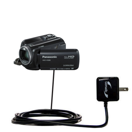 Wall Charger compatible with the Panasonic HDC-HS80 Camcorder
