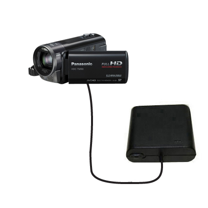 AA Battery Pack Charger compatible with the Panasonic HDC-TM90 Camcorder