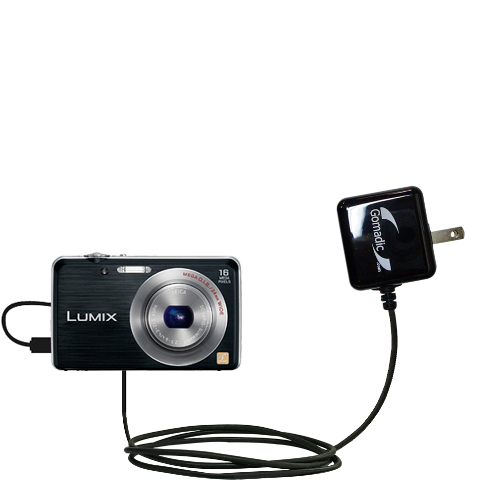 Wall Charger compatible with the Panasonic Lumix DMC-FH8K