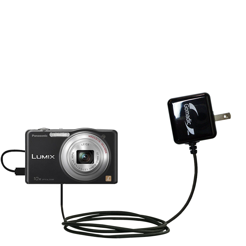 Wall Charger compatible with the Panasonic Lumix DMC-SZ1K