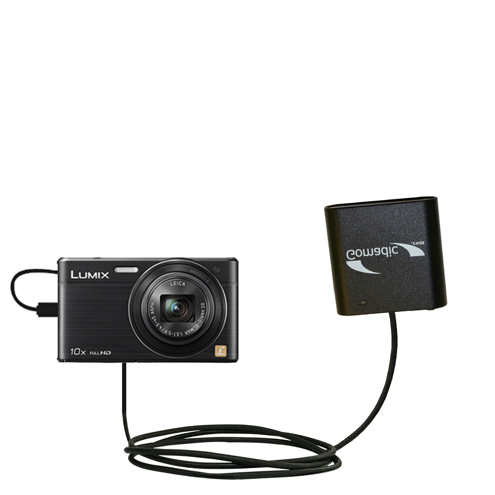 AA Battery Pack Charger compatible with the Panasonic Lumix DMC-SZ9