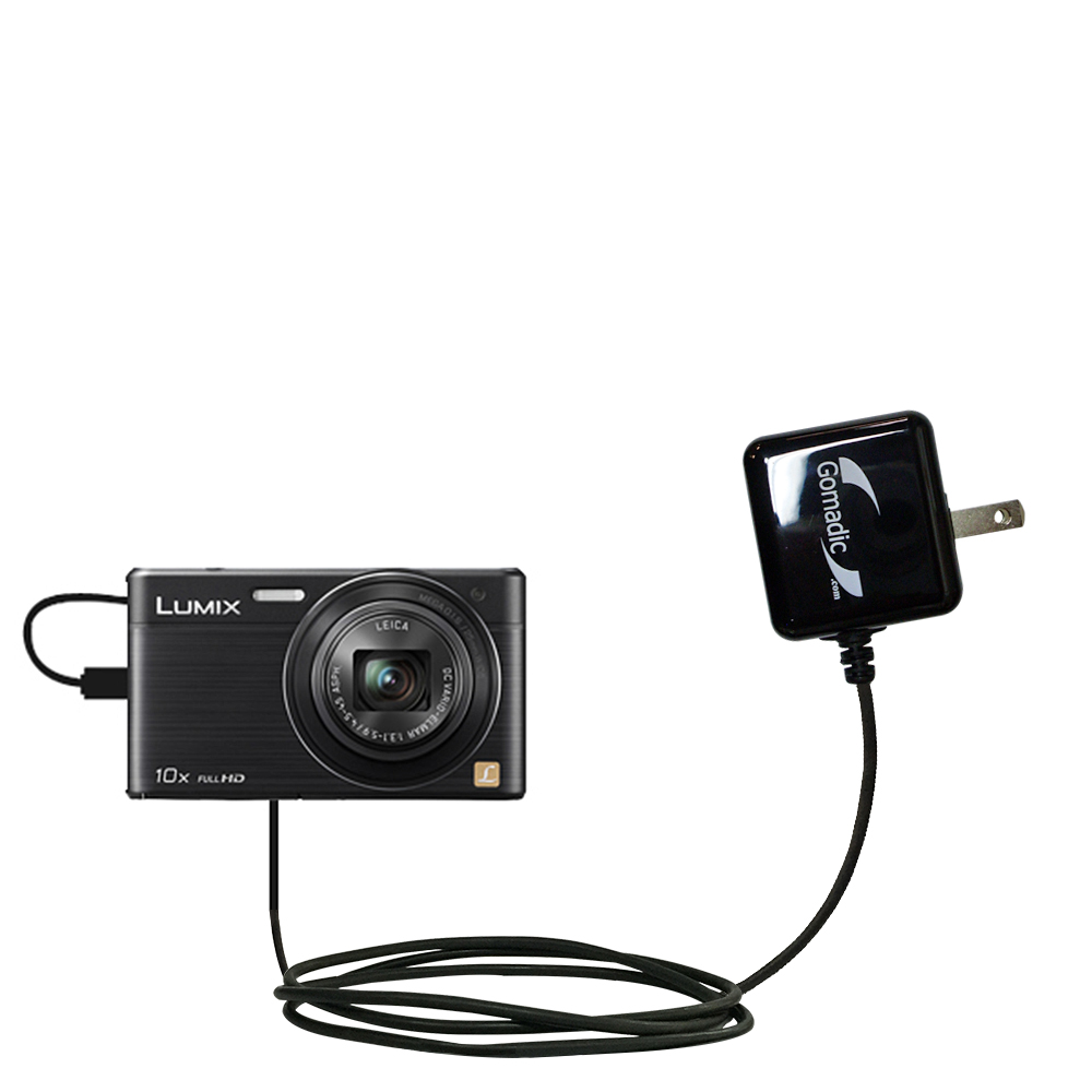 Wall Charger compatible with the Panasonic Lumix DMC-SZ9
