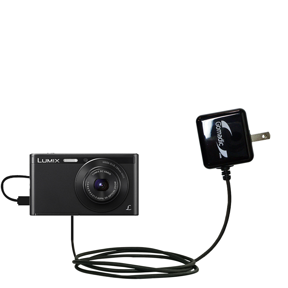 Wall Charger compatible with the Panasonic Lumix DMC-XS1K