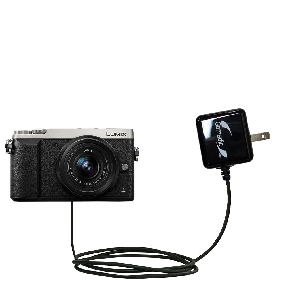 Wall Charger compatible with the Panasonic LUMIX GX85