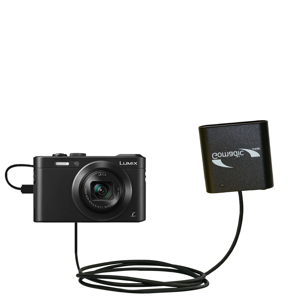 AA Battery Pack Charger compatible with the Panasonic Lumix LF1 / DMC-LF1