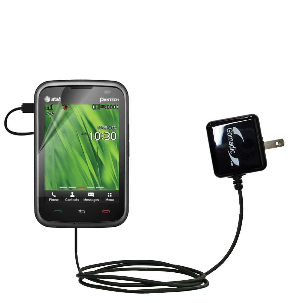 Wall Charger compatible with the Pantech Renue