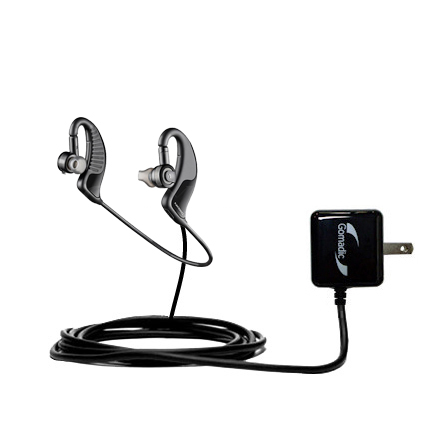 Wall Charger compatible with the Plantronics BackBeat