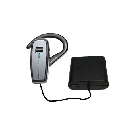 AA Battery Pack Charger compatible with the Plantronics Explorer 370