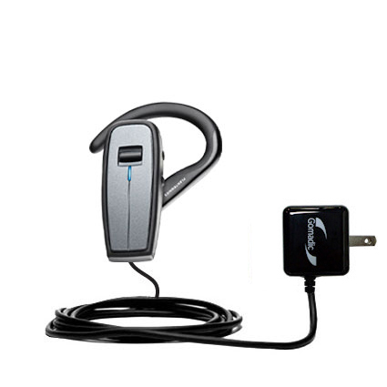 Wall Charger compatible with the Plantronics Explorer 370