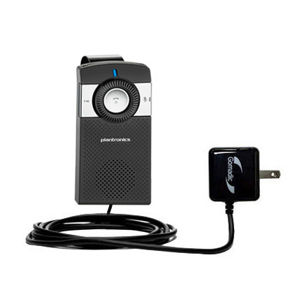 Wall Charger compatible with the Plantronics K100 In-Car Speakerphone