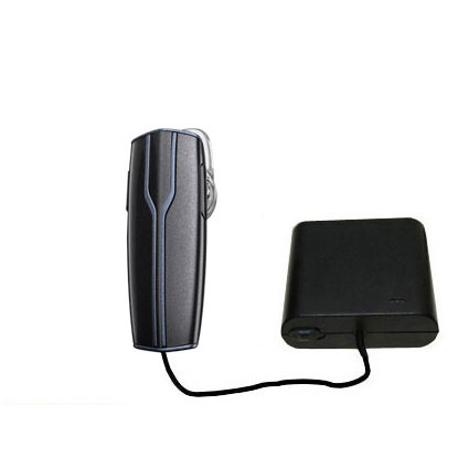 AA Battery Pack Charger compatible with the Plantronics M100