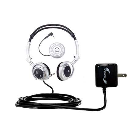 Wall Charger compatible with the Plantronics Pulsar 590E