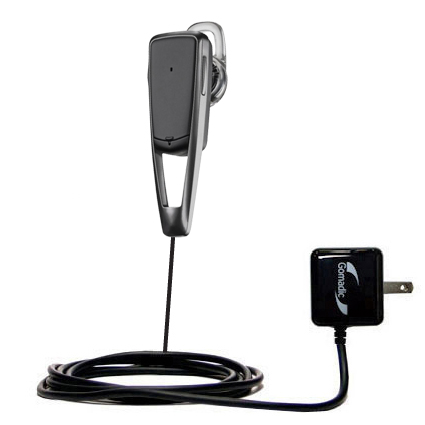 Wall Charger compatible with the Plantronics Savor M1100