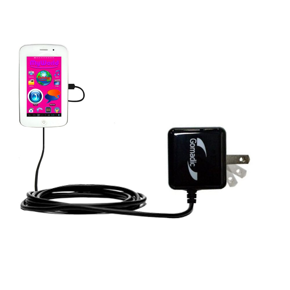 Wall Charger compatible with the Playtime MyWorld 43111