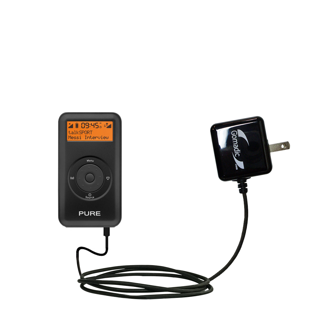 Wall Charger compatible with the PURE Move 2500