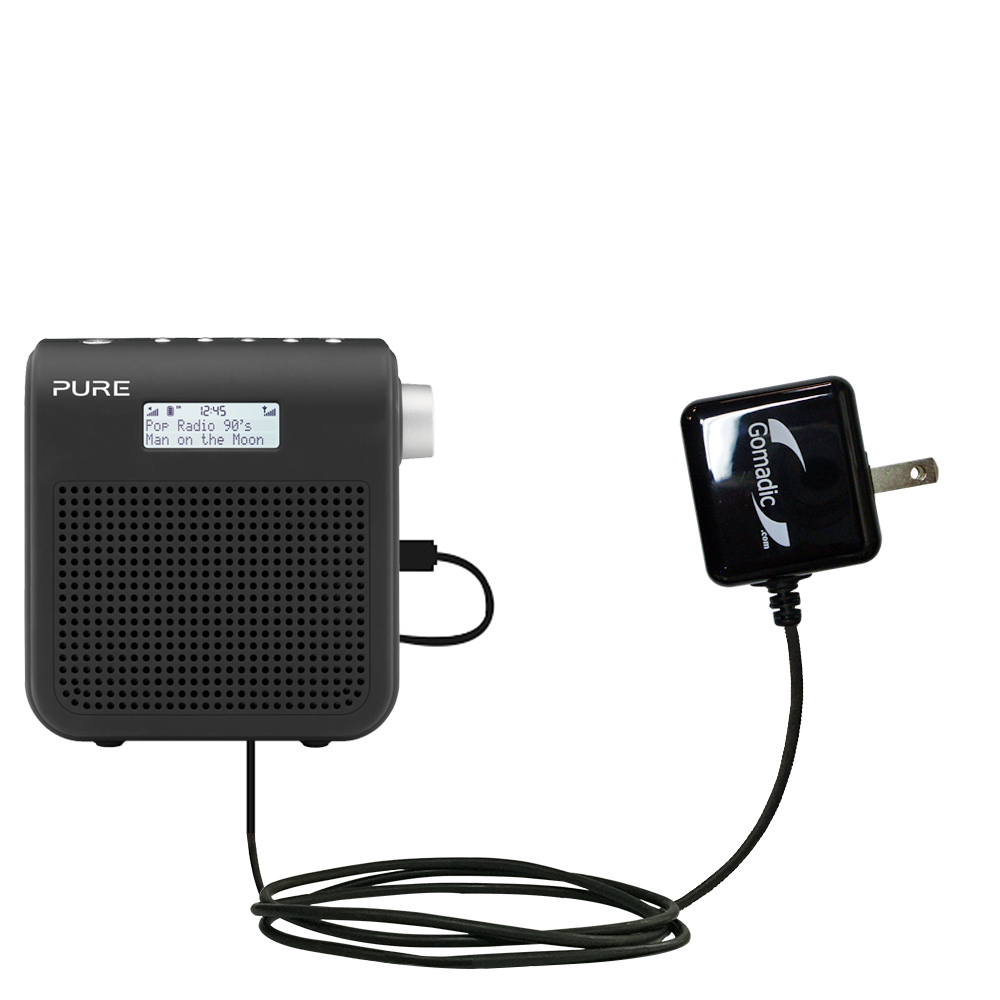 Wall Charger compatible with the PURE One Mini Series 2