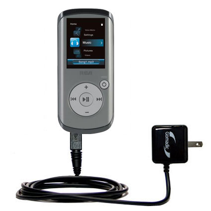 Wall Charger compatible with the RCA M4202 OPAL Digital Media Player